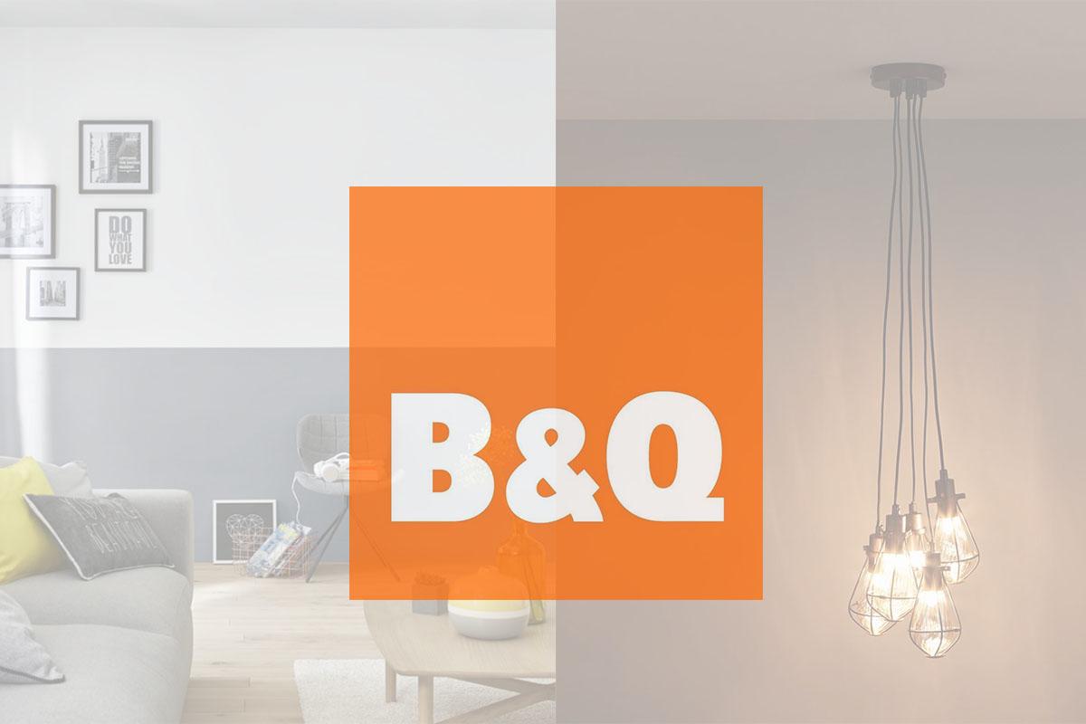 B & Q