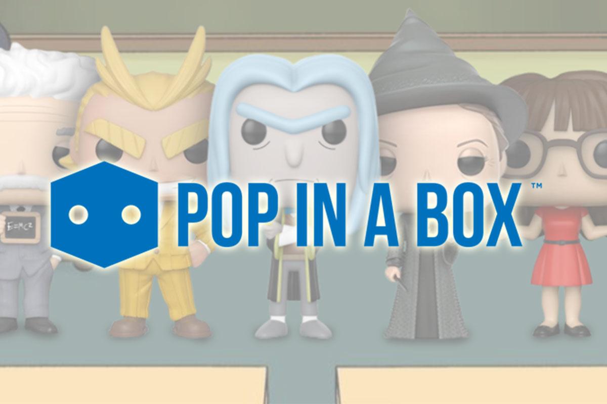 Pop In A Box UK